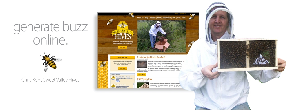 Slide_Home | Sweet Valley Hives